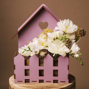 Cutie pentru flori - Alege dintr-o gama larga de cuti de cadou, cuti de cadouri, cutii de lemn, cutie pt cadou