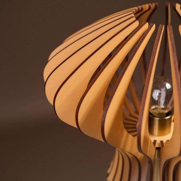 Lampa birou maro 100% produsa in Romania